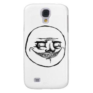 Kusligt mig Gusta ansikte Galaxy S4 Fodral