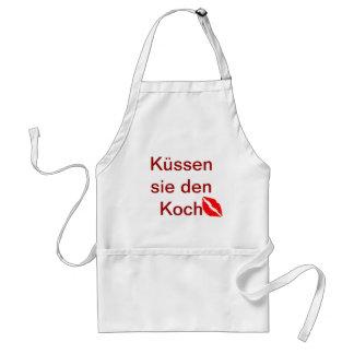 Küssen siehåla Koch Förkläde