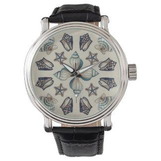 Kust- Kaleidoscope mig Armbandsur