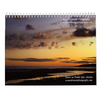 Kust- ljust kalender