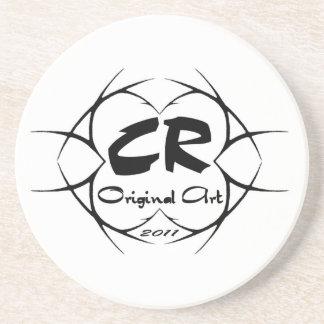 Kustfartyg för logotyp #1 för CR original- Underlägg