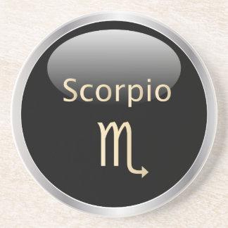 Kustfartyg för zodiac för stjärntecken för Scorpio Underlägg