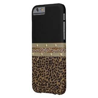 Kutit LeopardIPhone 6 fodral Barely There iPhone 6 Skal