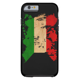 Kuwait flagga tough iPhone 6 fodral