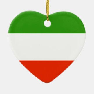 Kuwait Julgransprydnad Keramik