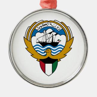 Kuwait medborgareEmblem Julgransprydnad Metall