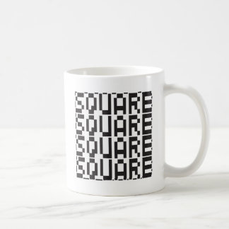 Kvadrera Kaffemugg
