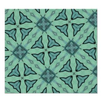 kvadrera och mönster för triangelnågot konstfoto