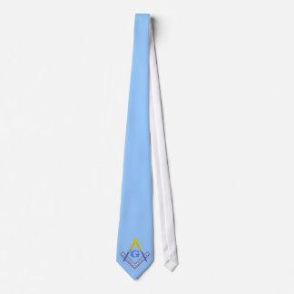 Kvadrera och omringa slipsen slips