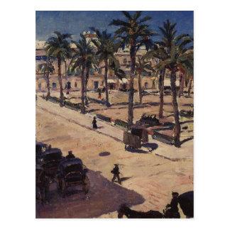 Kvadrera San Fernando i Seville av Vasily Sur Vykort