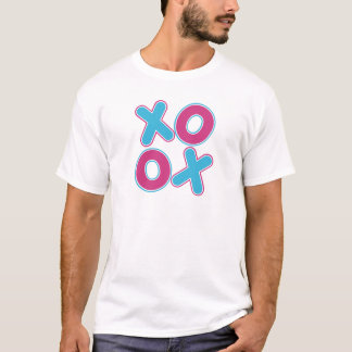 Kvadrerad XOXO Tshirts