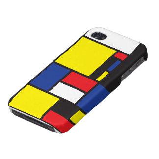 Kvadrerar iPhone 4 Cases