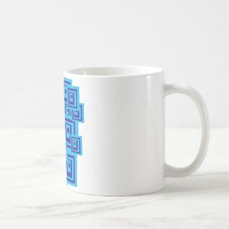 Kvadrerar Kaffemugg