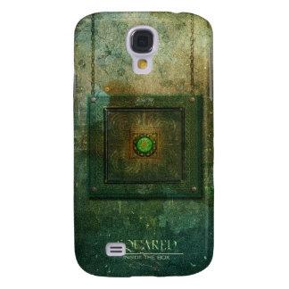 Kvadrerat Galaxy S4 Fodral