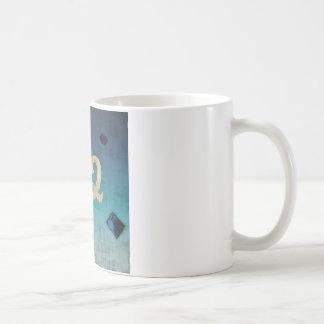 Kvadrerat Kaffemugg