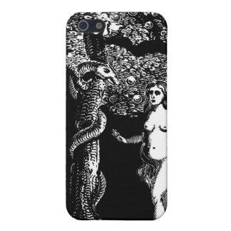 Kväll och ormen iPhone 5 cases