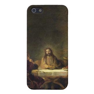 Kvällsmålet på Emmaus, 1648 (olja på panel) iPhone 5 Skal