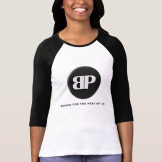 Kvinna 3/4 T-tröja för sleeve för längdRaglan T Shirts