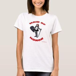 Kvinna bekläda t shirts