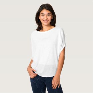 Kvinna Bella Flowy cirklar bästa T-shirt