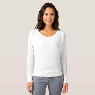 Kvinna Bella Flowy knuffar av skjortan T-shirts