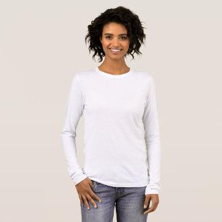 Kvinna Bella+KanfaslångärmadT-tröja T-shirts