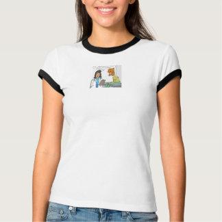 Kvinna Bella+KanfasRingerT-tröja T Shirt