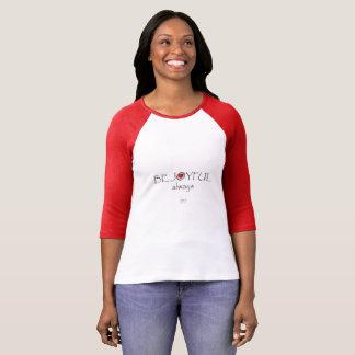 Kvinna Bella+KanfasT-tröja Tshirts