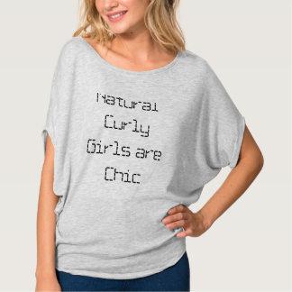 Kvinna chic skjorta tee shirts