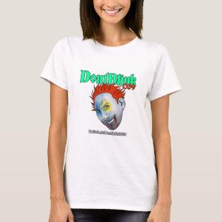 Kvinna Dontblink039 T-tröja Tröja