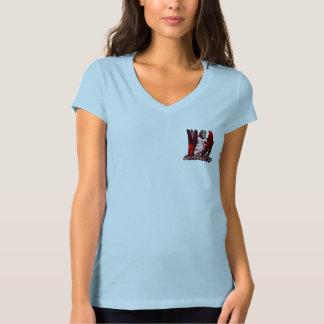 Kvinna DopeNess V - nacke Tee Shirts
