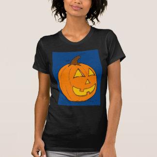 Kvinna för blått för jackolykta Twofer ren T-tröja Tee