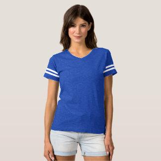 Kvinna fotbollT-tröja är det alltid färger för lek Tröjor