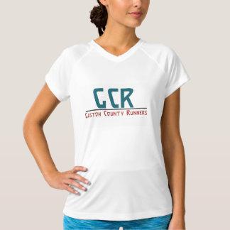 Kvinna GCR-V-Nacke T-tröja Tröja