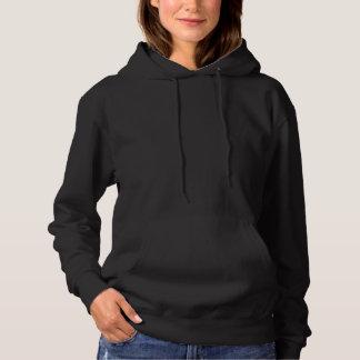 Kvinna grundläggande Hooded VAL för färg för tröja
