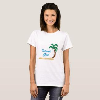 Kvinna grundläggande T-tröja Tee Shirt