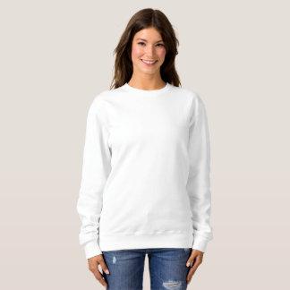 Kvinna grundläggande tröja