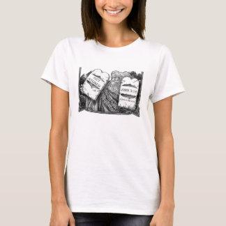 Kvinna Hanes ComfortSoft® T-tröja - John 3:16 T-shirt