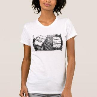 Kvinna Heavyweighttanktop - grafisk John 3:16 Tee Shirts
