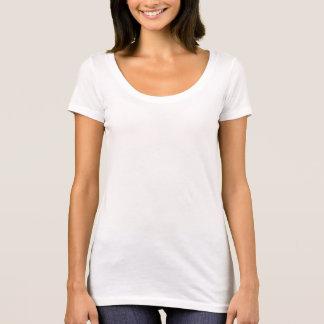 Kvinna kammar hem nästa jämnt nackeT-tröja Tee Shirts