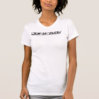 Kvinna Racerback T-tröja T Shirts