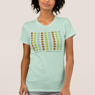 Kvinna Racerback T-tröja Tee Shirt