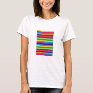 Kvinna randar för roligt för Hanes ComfortSoft® T Shirt