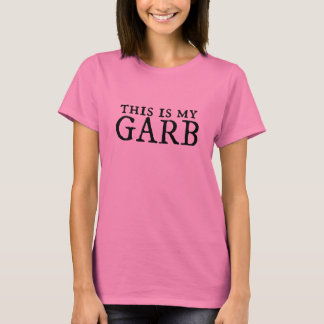 Kvinna rolig skjorta för skrudutslagsplats med tee shirt