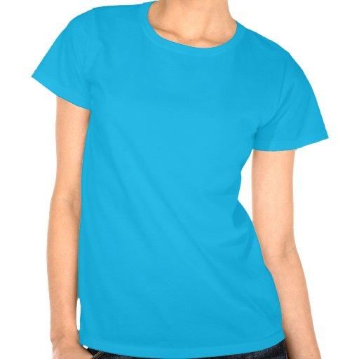 Kvinna rund hals T Tshirts