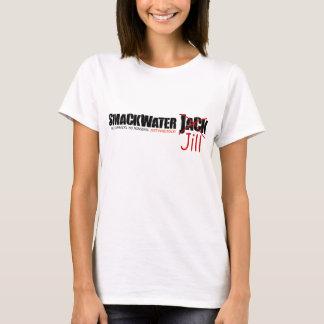 """Kvinna """"Smackwater Jill"""" (tända), T-shirts"""