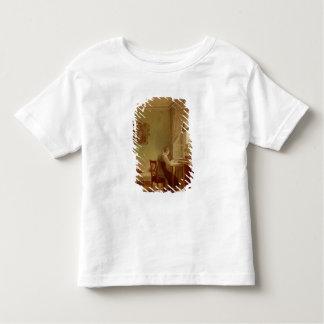 Kvinna som broderar, 1812 t-shirt