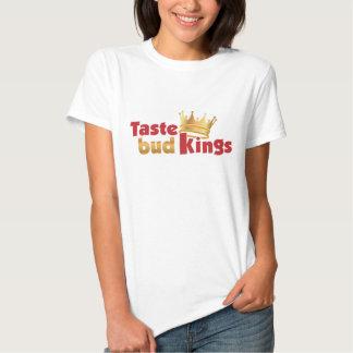 Kvinna t-skjorta för smaklökkung tee shirts