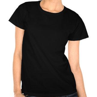 Kvinna T-tröja för Planetarion logotyp