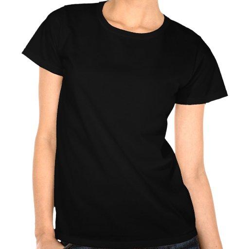 Kvinna T-tröja för Planetarion stor logotyp